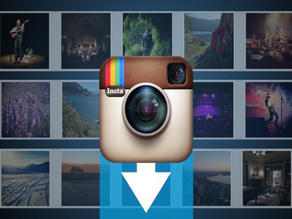 Cách tải ảnh instagram về máy tính