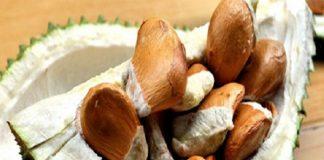 Giá bán hạt sầu riêng tăng