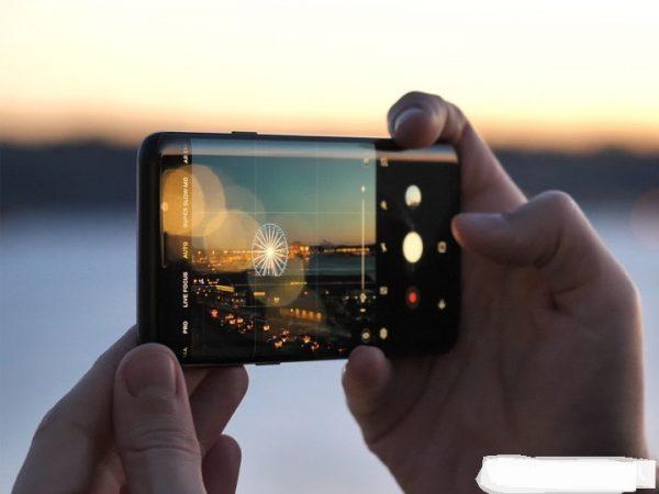 camera smartphone chụp tốt trong mọi ánh sáng