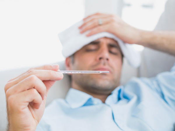 Dấu hiệu của bệnh sốt xuất huyết