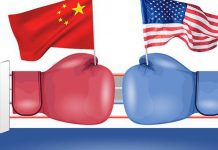 cuộc chiến tranh thương mại giữa Mỹ và Trung Quốc