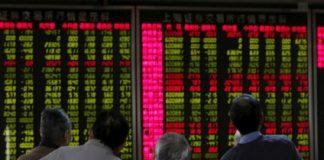 Chứng khoán Trung Quốc lao dốc nhưng vẫn không nhượng bộ Mỹ