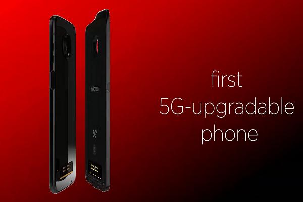 Điện thoại moto z3 hỗ trợ mạng 5G