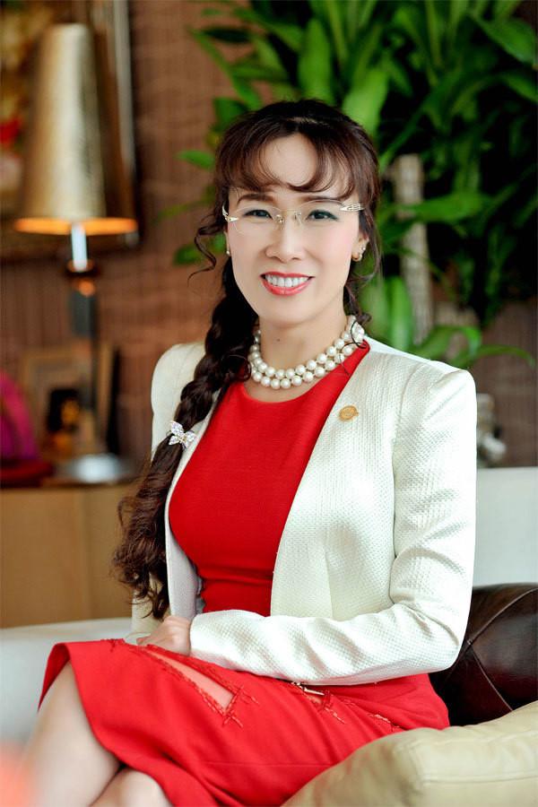 Bà Nguyễn Thị Phương Thảo là người giàu thứ 2 Việt Nam