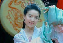 """Đổng Khiết trong phim """"Lương Sơn Bá, Chúc Anh Đài"""""""