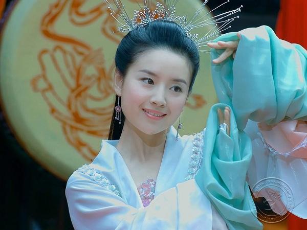 """Đổng Khiết và nghiệp diễn trong phim """"Lương Sơn Bá, Chúc Anh Đài"""""""
