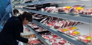 Giá thịt lợn sạch