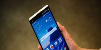 Thiết kế của LG V20