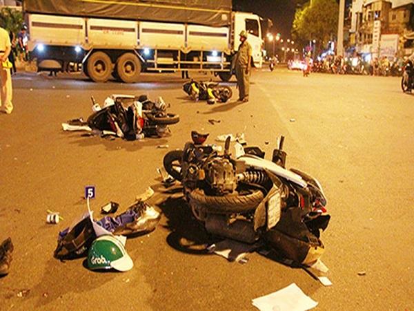 Tai nạn giao thông khi lái xe say xỉn
