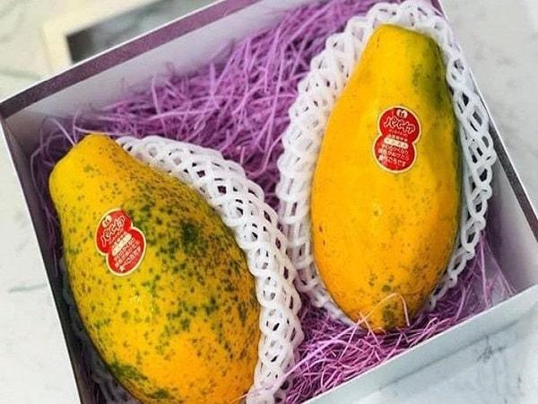 trái cây của Nhật