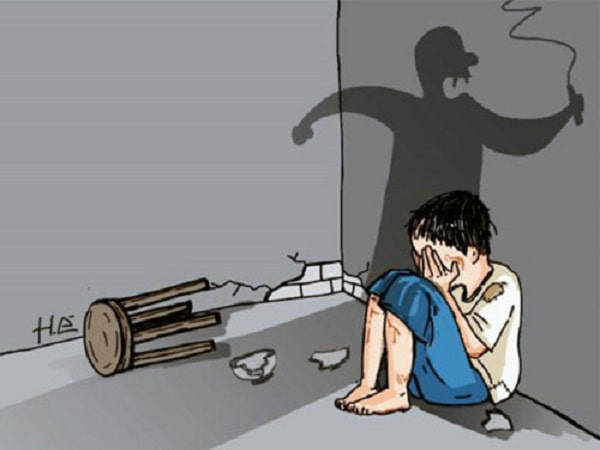 Trẻ em bị xâm hại