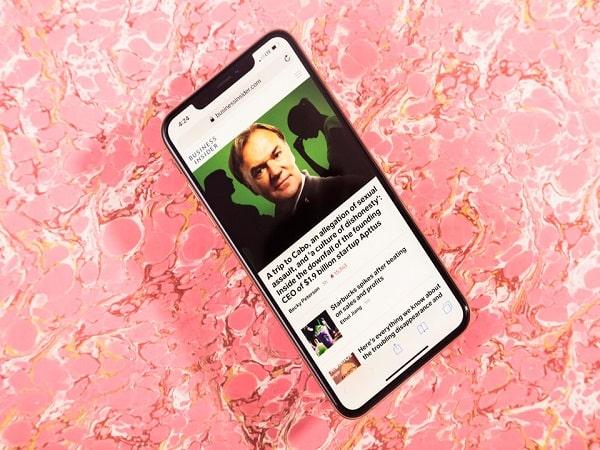 tính năng của iPhone