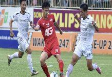 HAGL 2-3 Viettel: HLV Lee Tae Hoon than vãn lịch thi đấu