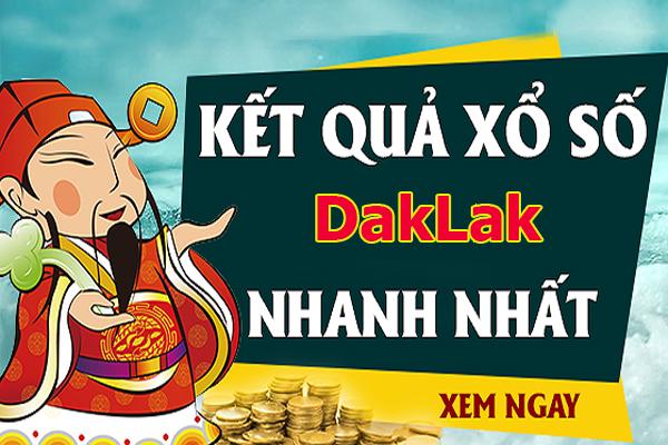 Phân tích KQXS Daklak chính xác thứ 3 ngày 03/09/2019