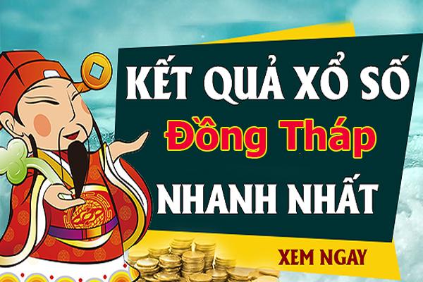 Soi cầu XS Đồng Tháp chính xác thứ 2 ngày 23/09/2019