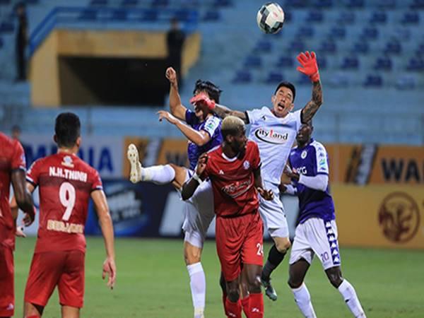 Hà Nội FC vào chung kết gặp Quảng Nam