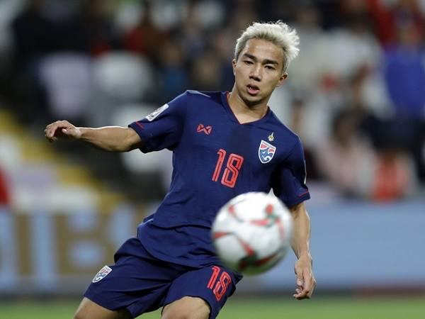 Messi Thái Lan kịp bình phục dự trận đại chiến với Việt Nam