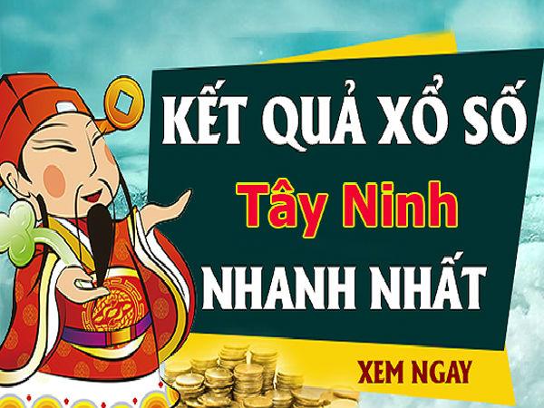 Phân tích kết quả xổ số Tây Ninh Vip ngày 21/11/2019