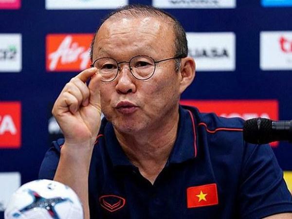 HLV Park Hang Seo đánh giávề các đối thủ cùng bảng với U23 Việt Nam