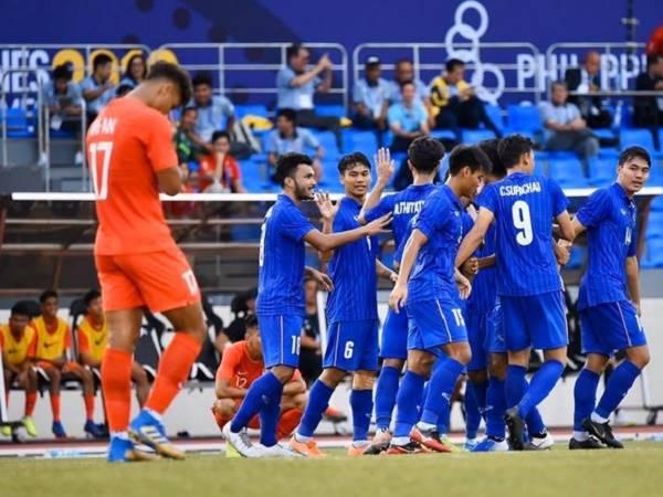 Huyền thoại Thái Lan khen đội U22 thắng Singapore