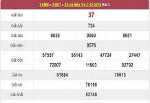 Phân tích KQXSBTR 10/12/2019 - Phân tích kết quả xổ số Bến Tre Thứ 3