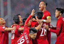 Việt Nam giữ vững thứ hạng lịch sử, bỏ xa Thái Lan trên BXH FIFA tháng 12