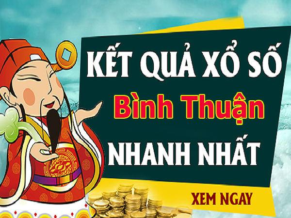 XSBình Thuận15/01