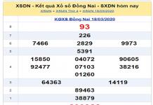 Phân tích KQXSDN ngày 25/03 của các cao thủ