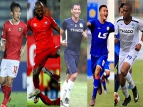 Những hợp đồng bổ sung của các CLB giữa mùa giải của V-League 2020