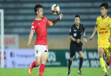 Cầu thủ Tấn Tài về đầu quân cho câu lạc bộ Hà Nội FC