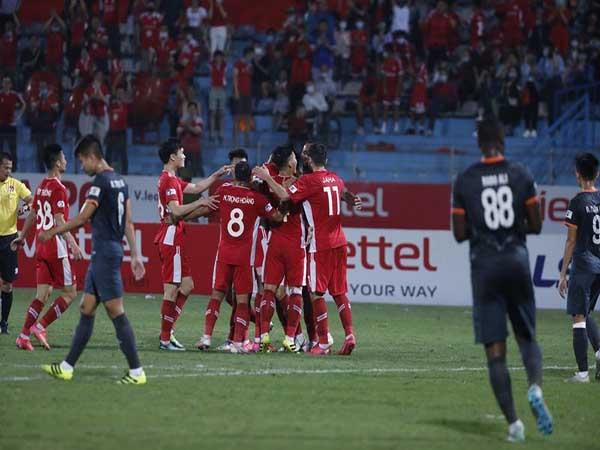 Tin bóng đá Việt Nam 16/3 : Viettel có chiến thắng đầu tay tại V-League 2021