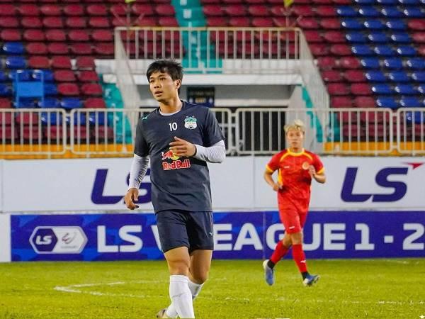 Bóng đá Việt Nam tối 12/3: Công Phượng nhận chỉ thị đặc biệt từ HLV Kiatisak