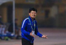 Tin BĐVN ngày 19/4 : HLV Nguyễn Văn Sỹ đồng ý cho học trò câu giờ để chiến thắng