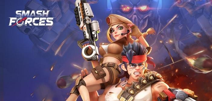 Smash Forces - Game bắn súng tốc độ cao với đồ họa 3D thực tế ảo