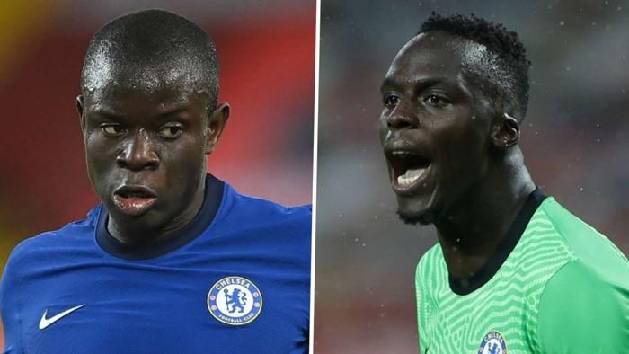 Kante & Mendy góp mặt trong đội hình chung kết Champions League