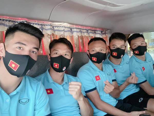 BĐVN 26/5: Đội tuyển Việt Nam lên đường sang UAE