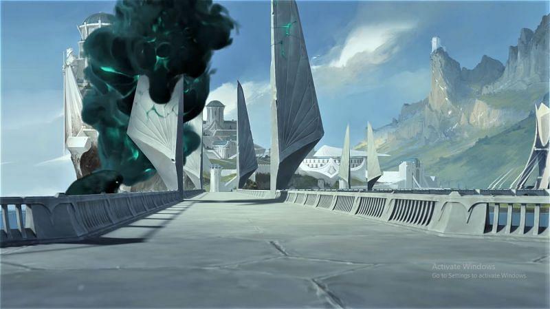 Riot Games đã gợi ý về một sự kiện ruination sắp tới trong Liên Minh Huyền Thoại