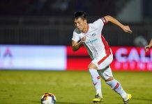 Bóng đá Việt Nam 22/6: Bùi Tiến Dũng háo hức đối đầu nhà vô địch châu Á