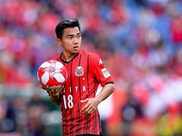 Bóng đá Việt Nam 5/7: Kiatisak mời 'Messi Thái' sang Việt Nam thi đấu?