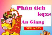 Phân tích kqxs An Giang 1/7/2021