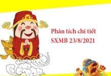 Phân tích chi tiết SXMB 23/8/2021
