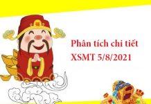 Phân tích chi tiết XSMT 5/8/2021