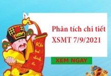 Phân tích chi tiết XSMT 7/9/2021