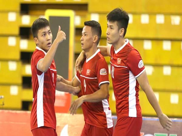 Bóng đá Việt 08/9: VCK Futsal World Cup 2021 đá khi nào?