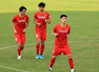 Bóng đá VN 29/9: ĐT Việt Nam đón tin vui của trung vệ Đình Trọng